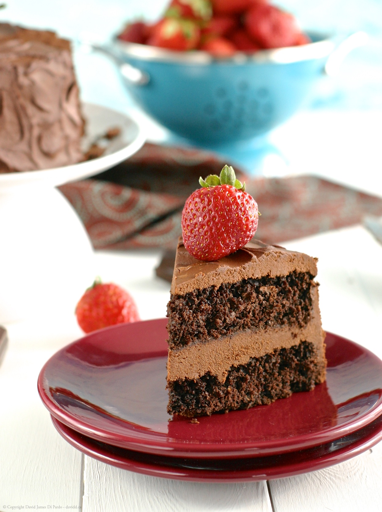 Vegan Birthday Cake Sf